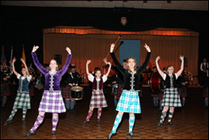The Scottish Heritage Association of Northeast Ohio